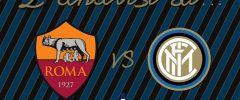 Roma-Inter: due squadre a specchio