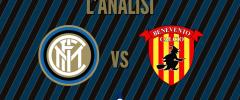 Inter-Benevento: la serata di Lautaro e Dalberto Carlos