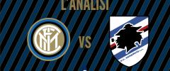 Inter-Sampdoria: i blucerchiati hanno mostrato le soluzioni ai problemi dell'Inter. Nainggolan e Perisic in crescita, Martinez ha tutto. Ma serve tempo