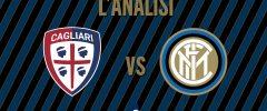 Cagliari-Inter, una gara con un problema già visto e rivisto. L'importante è raccontarla bene