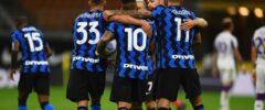 L'Inter in Serie A: l'analisi offensiva del girone d'andata dei nerazzurri